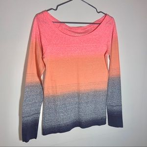 Multicoloured long sleeve